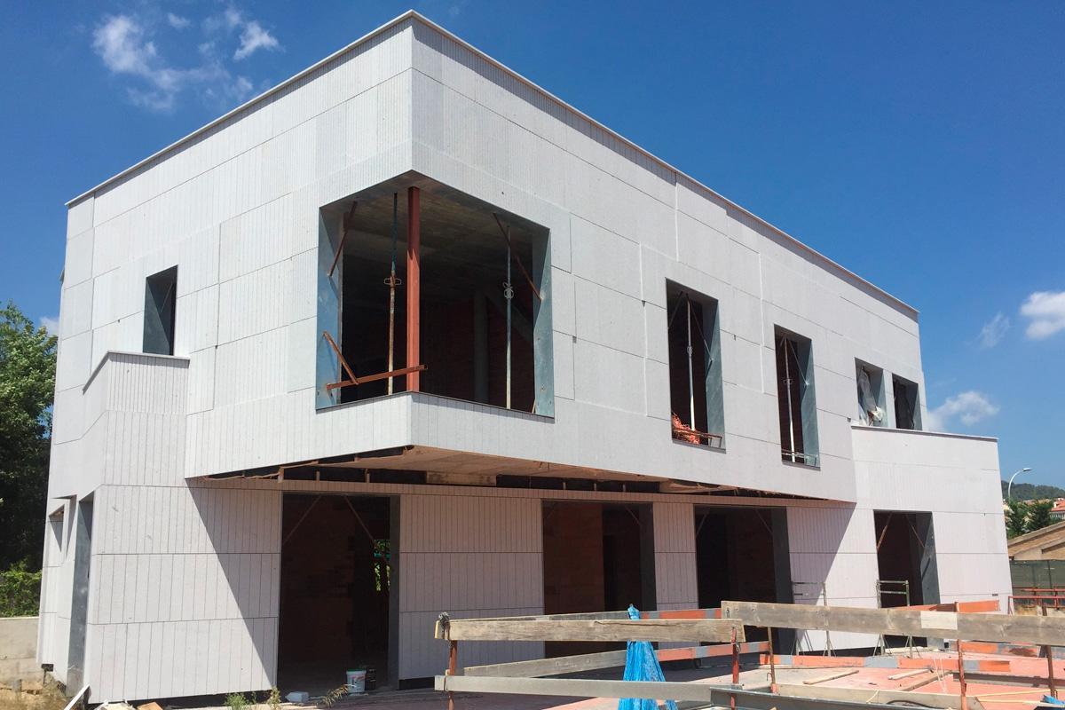 Obras nuevas novocat constructors - Obra nueva sabadell ...